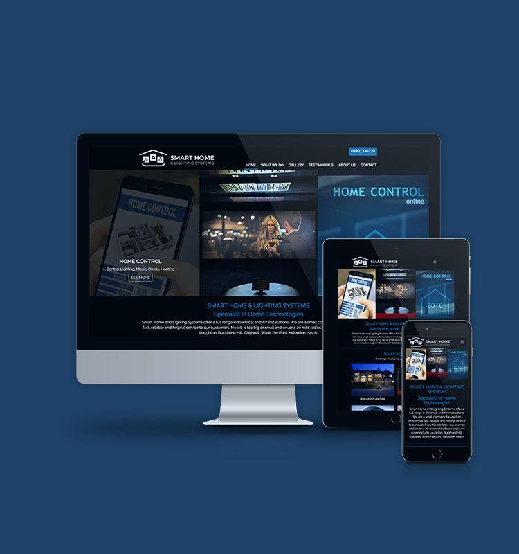 Responsive Web Design Colchester, Essex
