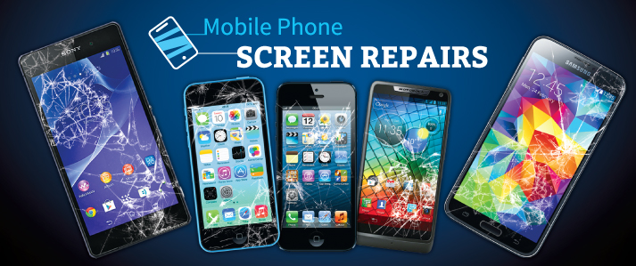 Mobile Phone Screen Repair Link 11 portfolio 2